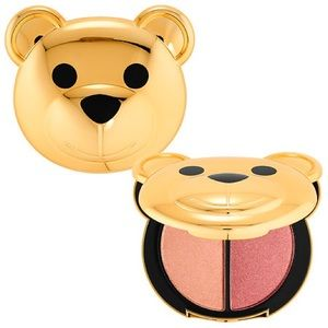 Moschino Teddy Bear Highlighter Duo Authentic NWT